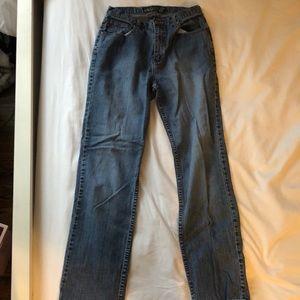 Chico's medium wash jeans
